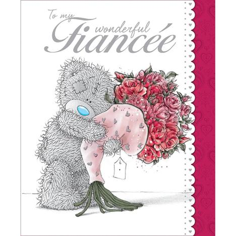 Wonderful Fiancee Luxury Me to You Bear Valentines Day Card  £7.99