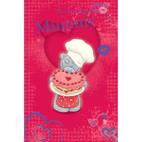 Mummy Me to You Bear Valentines Day Card  £1.89