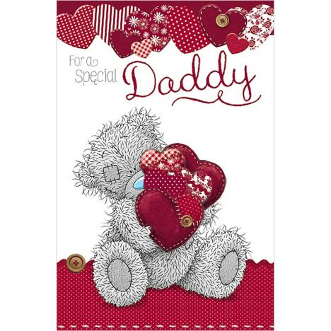 Special Daddy Me to You Bear Valentine