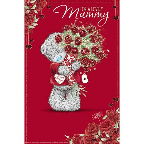 Lovely Mummy Me to You Bear Valentines Day Card  £1.89
