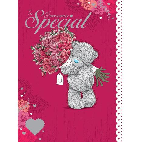 Someone Special Large Me to You Bear Valentines Day Card  £3.59