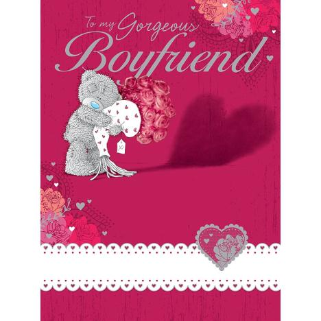 Gorgeous Boyfriend Large Me to You Pop Up Valentines Day Card  £3.99