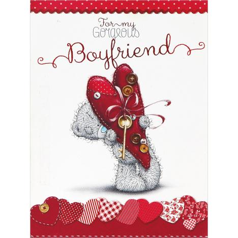 Boyfriend Large Pop Up Me to You Bear Valentine