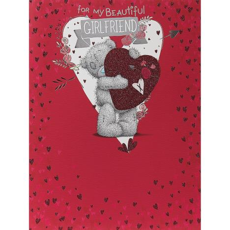 Girlfriend Large Pop Up Me to You Bear Valentines Day Card  £3.99