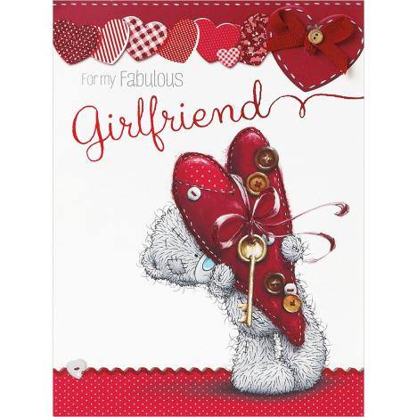 Girlfriend Large Me to You Bear Valentine