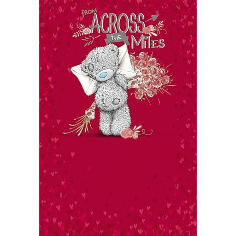 Across the Miles Me to You Bear Valentines Day Card  £3.59