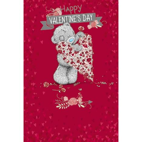 Heart of Roses Me to You Bear Valentines Day Card  £3.59