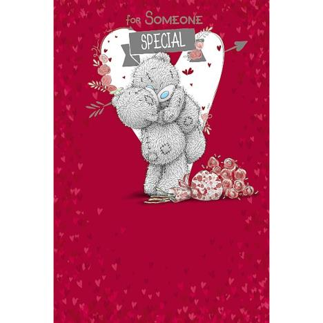 For Someone Special Me to You Bear Valentines Day Card  £2.49