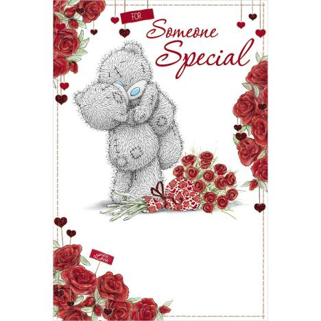 Someone Special Me to You Bear Valentines Day Card  £2.49