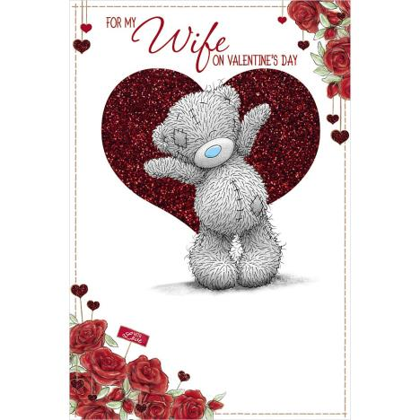 Wife Me to You Bear Valentines Day Card  £2.49
