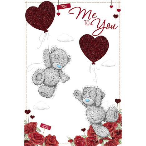 From Me to You Me to You Bear Valentines Day Card  £2.49