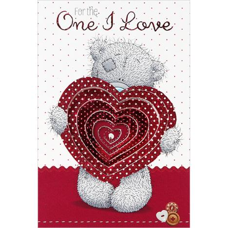 One I Love Me to You Bear Pop Up Valentine