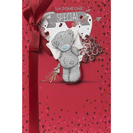 Someone Special Me to You Bear Valentines Day Card  £3.99