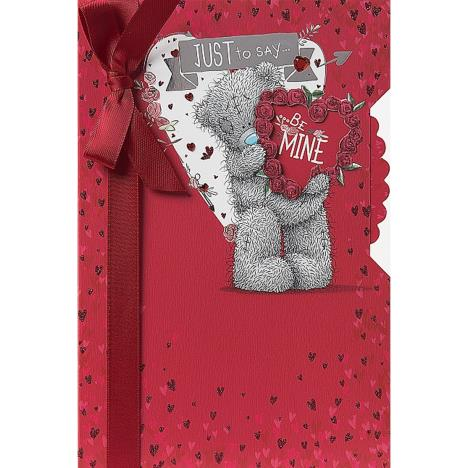 Just To Say Me to You Bear Valentines Day Card  £3.79