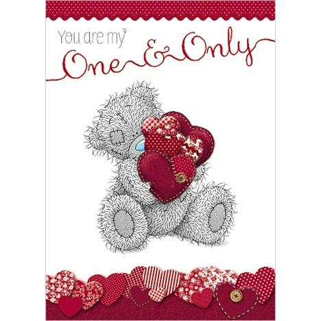 One & Only Me to You Bear Valentine