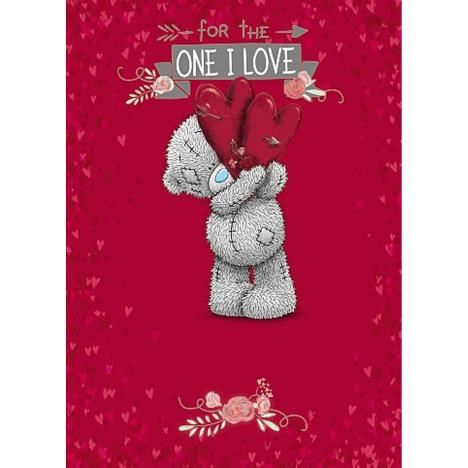 One I Love Me to You Bear Valentines Day Card  £1.79