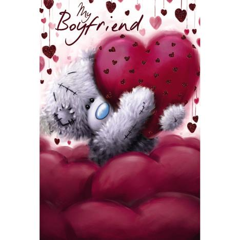 Boyfriend Me to You Bear Valentines Day Card  £2.49