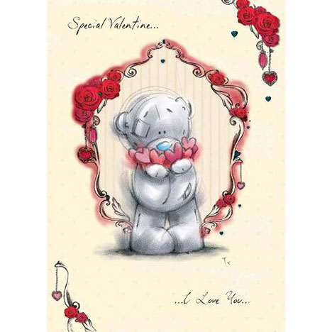 Special Valentine Me to You Bear Valentines Day Card  £1.60