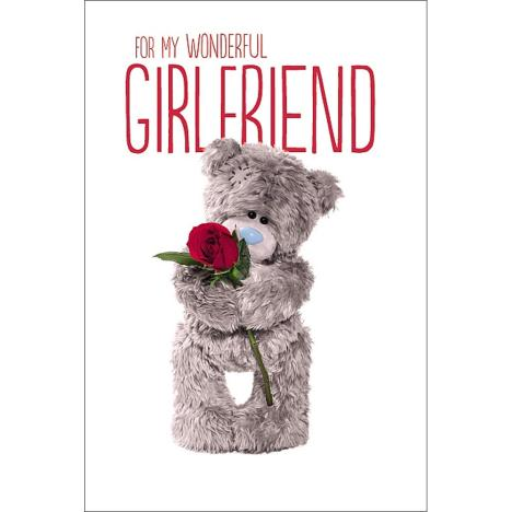 Wonderful Girlfriend Me to You Bear Valentines Day Card  £2.49