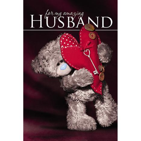 Amazing Husband Me to You Bear Valentine