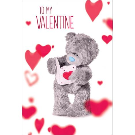 3D Holographic Valentine Me to You Bear Valentines Day Card  £3.79