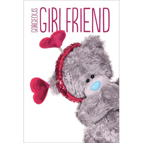 3D Holographic Girlfriend Me to You Bear Valentines Day Card  £3.79