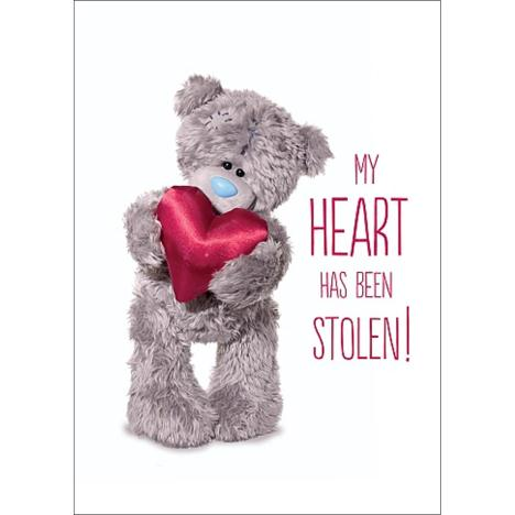 3D Holographic Heart Me to You Bear Valentines Day Card  £2.69