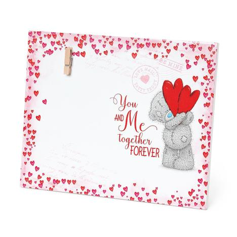 You & Me Peg Photo Clip Me To You Bear Frame  £5.99