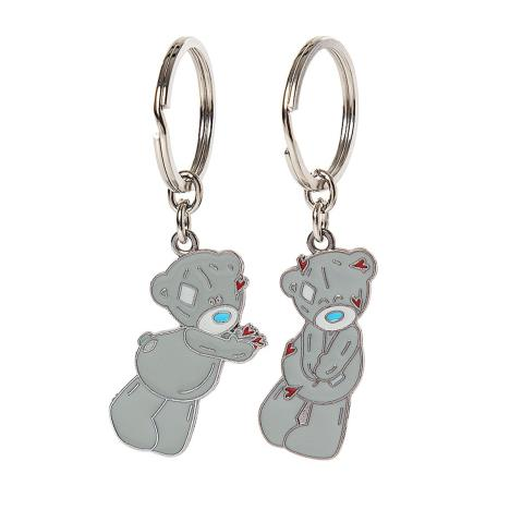Love Bears 2 Part Me to You Bear Key Ring  £5.99