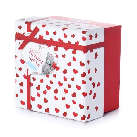 10 Reasons I love You Me to You Bear Stationery Box  £4.99