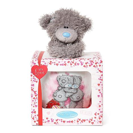 With Love Me to You Bear Mug & Plush Gift Set  £9.99