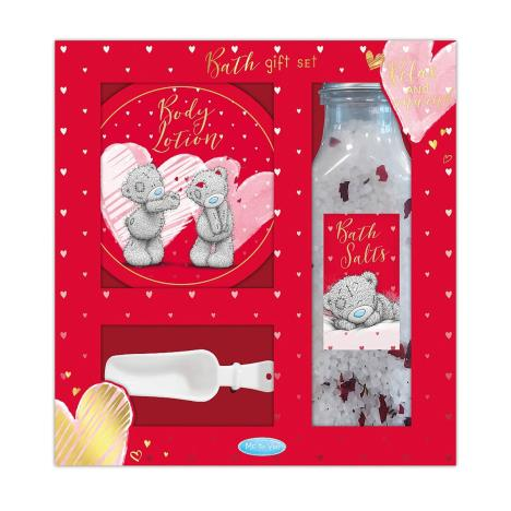 Me to You Bear Bath Salts & Body Lotion Gift Set  £7.99