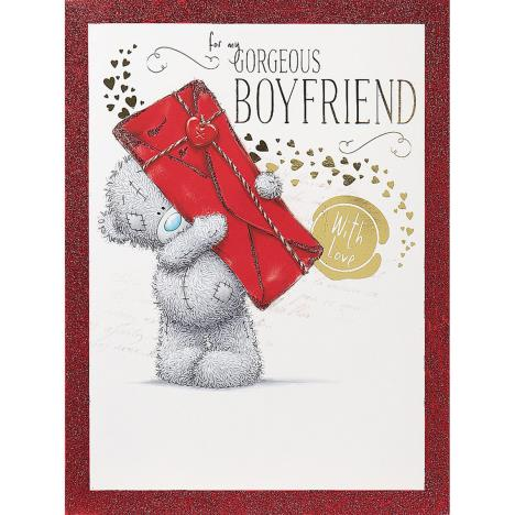 Boyfriend Large Me to You Bear Valentines Day Card  £3.99