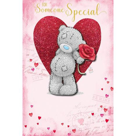 Someone Special Me to You Bear Valentines Day Card  £3.59