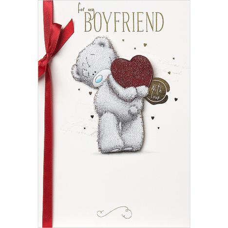 Boyfriend Handmade Me to You Bear Valentines Day Card  £3.99