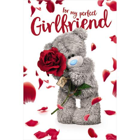 3D Holographic Perfect Girlfriend Me to You Bear Valentine