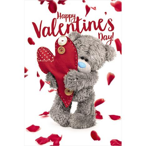 3D Holographic Tatty Teddy Heart Me to You Bear Valentine