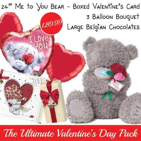 Ultimate Valentines Day Pack    £89.99