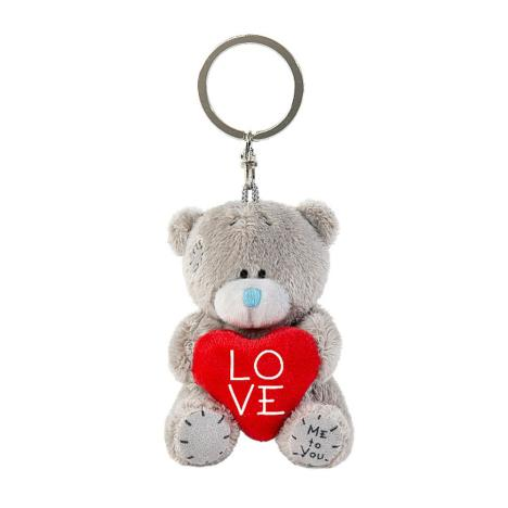 "3"" Padded Love Heart Me to You Bear Plush Key Ring  £4.99"