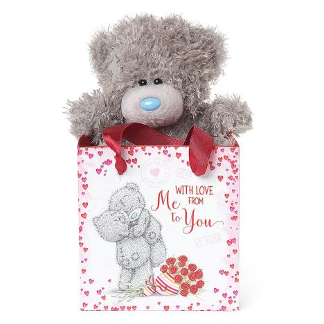 "5"" With Love From Me to You Bear In Bag  £7.99"