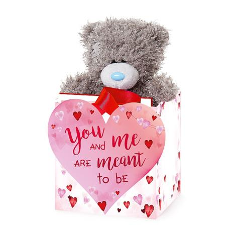 "5"" You & Me Are Meant To Be Me to You Bear In Bag  £7.99"