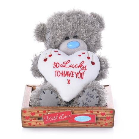 "7"" Lucky to Have You Me to You Bear  £9.99"