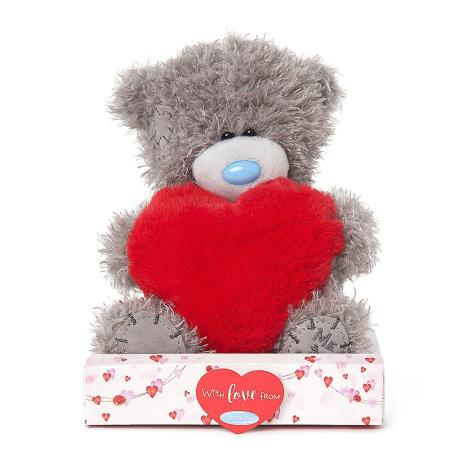 "7"" Red Fluffy Heart Me to You Bear  £9.99"