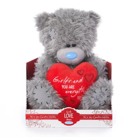"9"" Girlfriend Heart Me to You Bear  £19.00"
