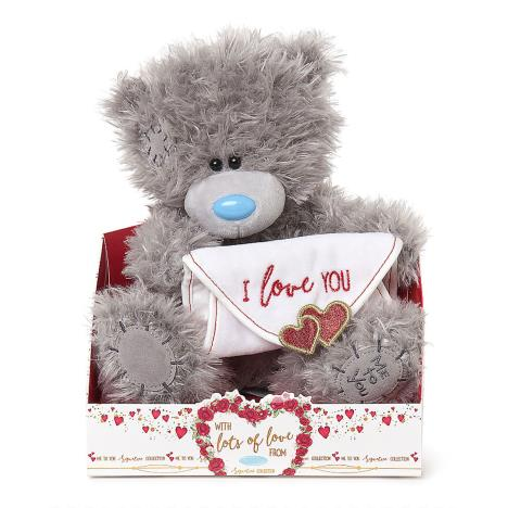 "9"" I Love You Envelope Me to You Bear  £19.00"