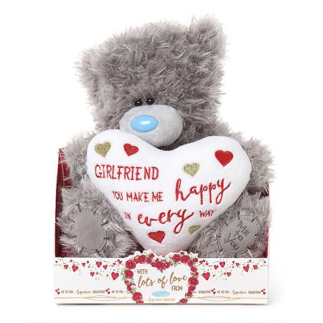 "9"" Padded Girlfriend Heart Me to You Bear  £19.00"