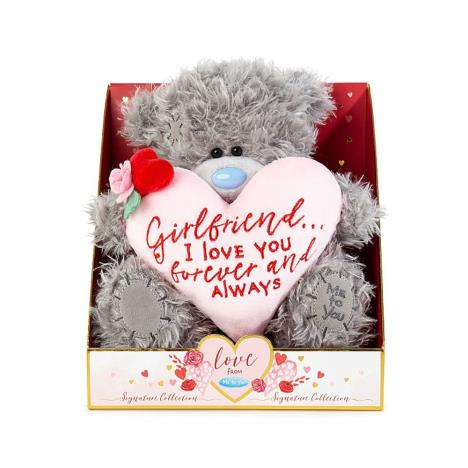 "9"" Girlfriend Padded Heart Me to You Bear  £19.00"