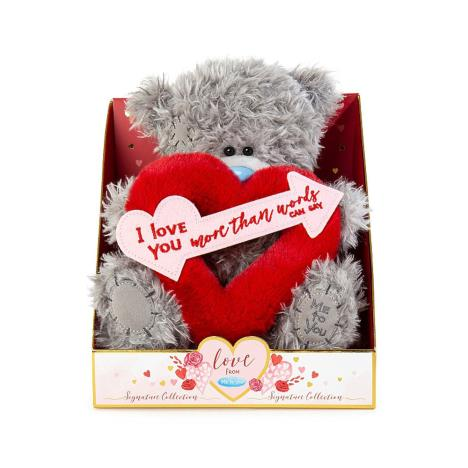 "9"" Cupid Heart & Arrow Me to You Bear  £19.00"