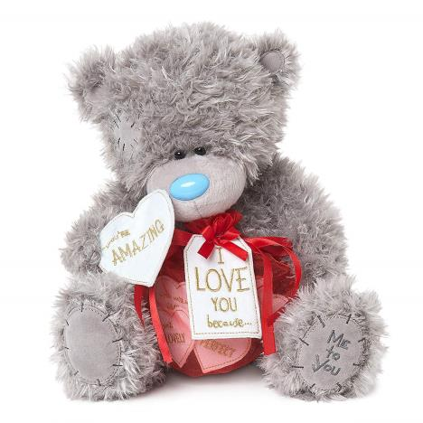"12"" Love Notes Me To You Bear  £30.00"