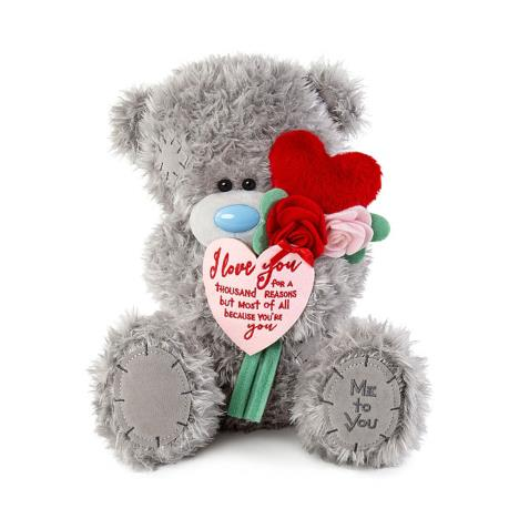 "12"" Love Bouquet Me to You Bear  £30.00"